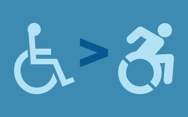 revamping the handicap accessible symbol the axia group